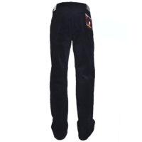 Вельветовые джинсы синего цвета, классическая модель 842
