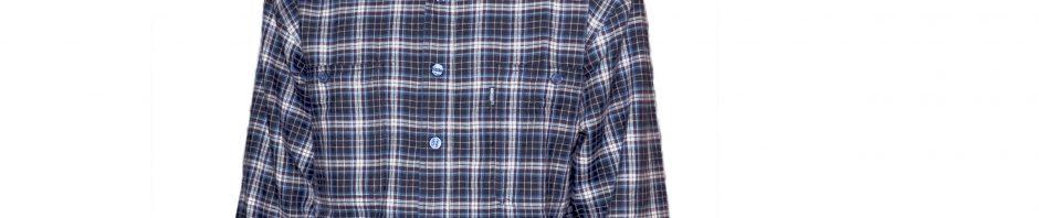 рубашка фланелевая клетка среднего размера