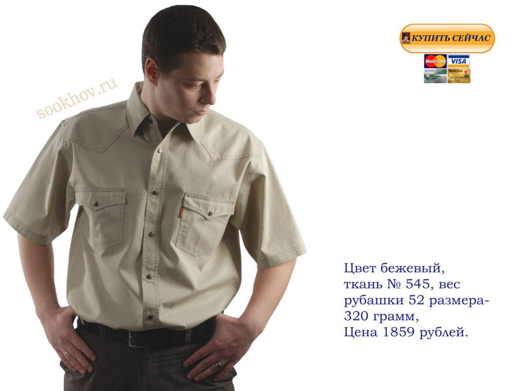 Рубашки-мужские-короткий-рукав-купить-дешево-Москве-хорошего-качества-большой-выбор-моделей-цветов. Большая-клетка, мелкая